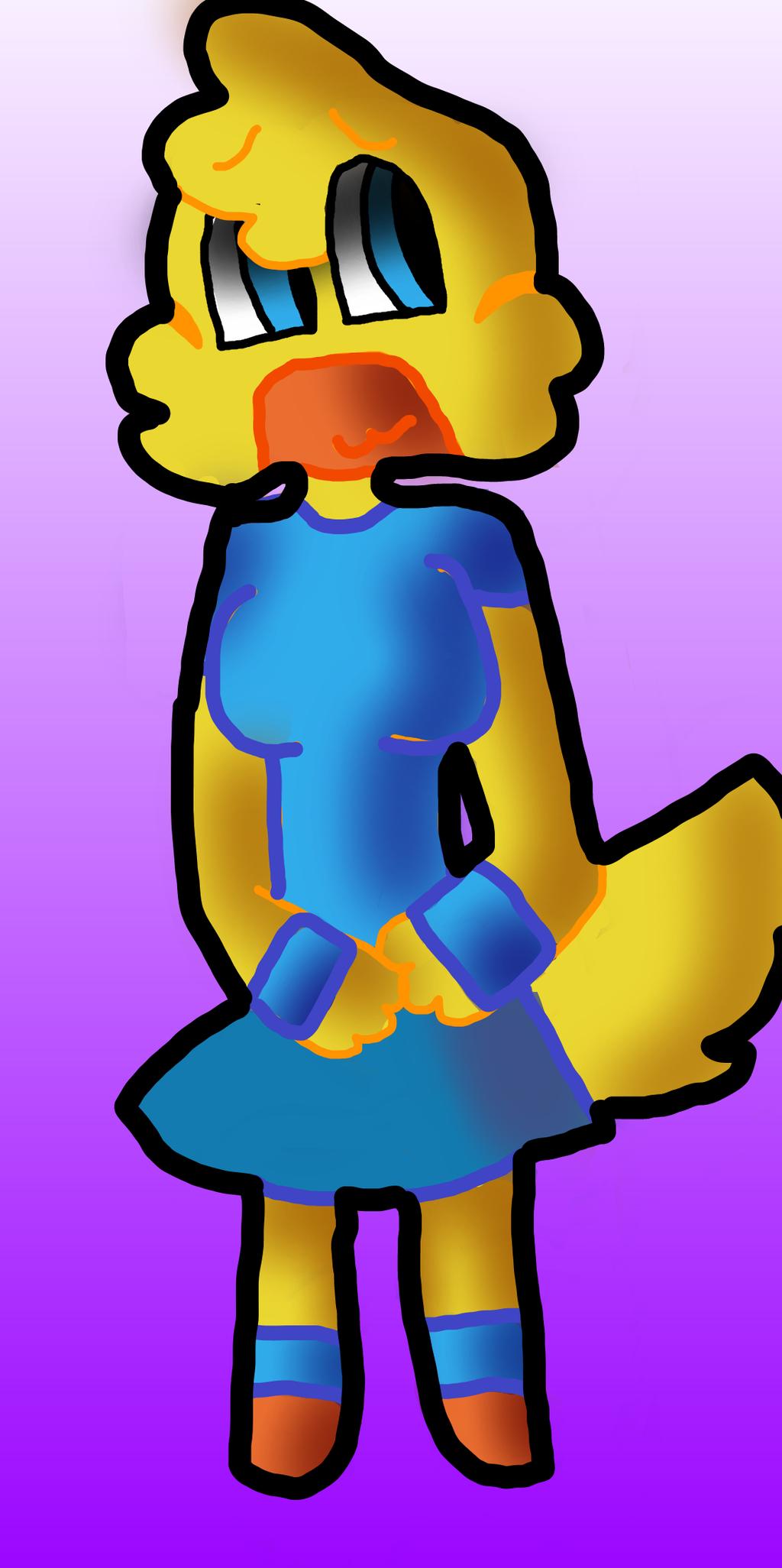 Polly fanart by cobratanaki