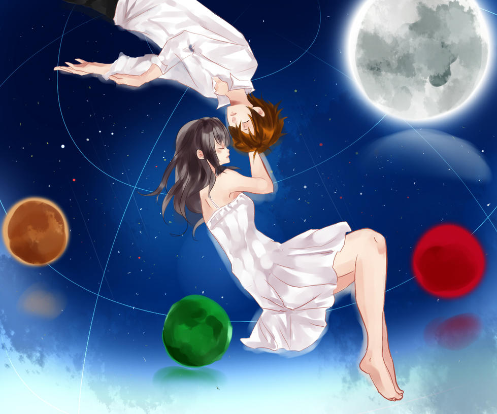 Beyond The Stars by StrawberryKuma