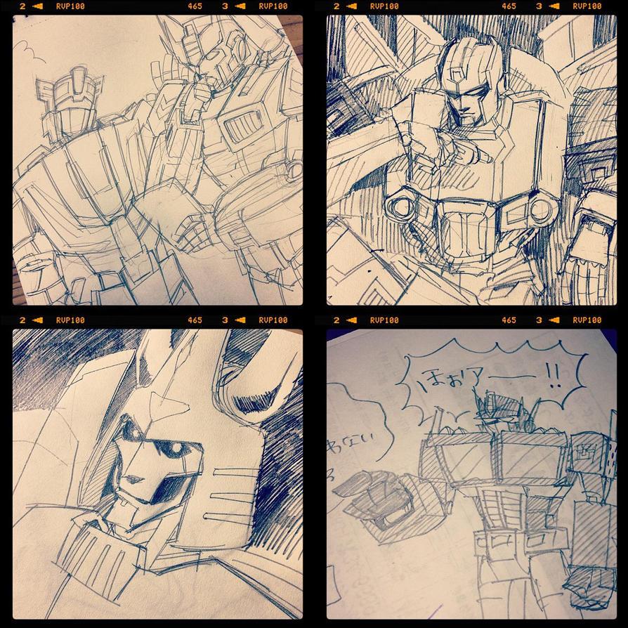 transformers by n-e-w-r-o-n