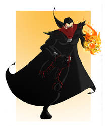 The Count Vampyro by jessandpencil