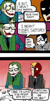 BATMAN: APPLES TO APPLES PT 16