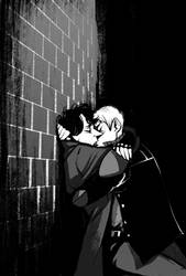 Sherlock: Alley by Lascaux