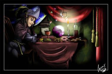 HoND: Tarot by Lascaux