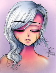 seven color skin by Damianne-Violet