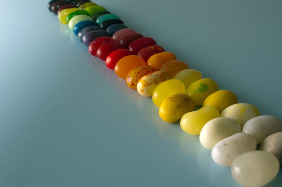 sweet rainbow by Horitsu