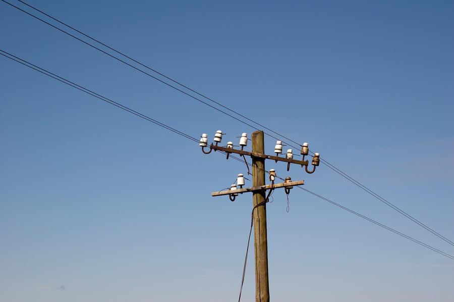 Electricity Pole Size