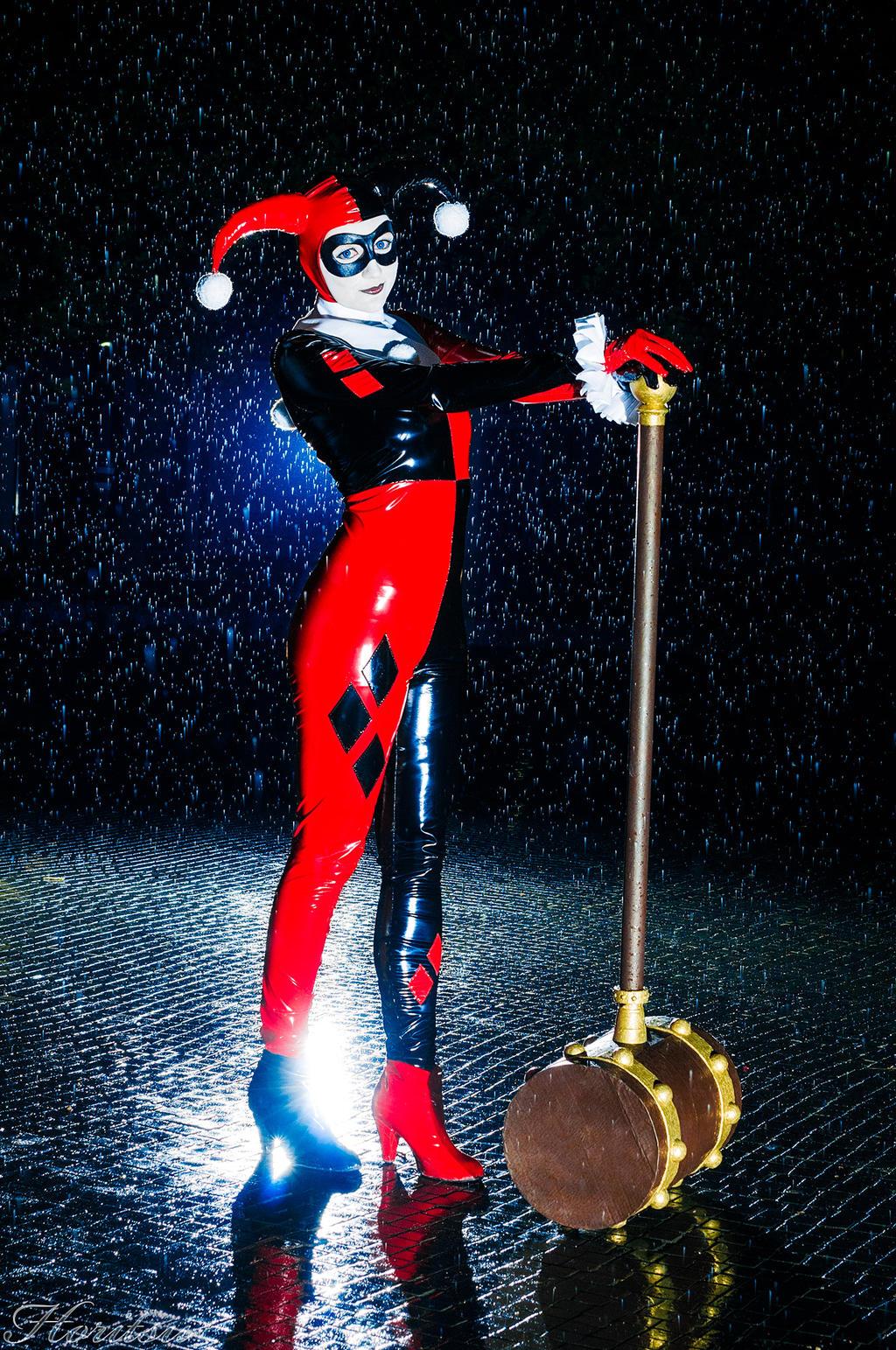 Harley Quinn by Horitsu