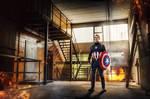 Captain America by Horitsu