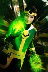 Kid Loki (Comic book version)
