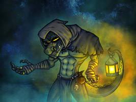 Led By Lantern Light