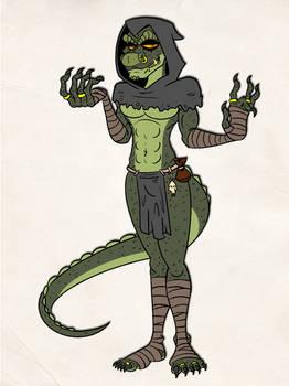 Character Showcase: Mystic of the Marsh