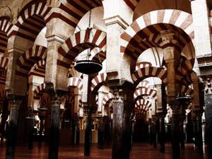 Andalousie  Cordoue  Mezquita