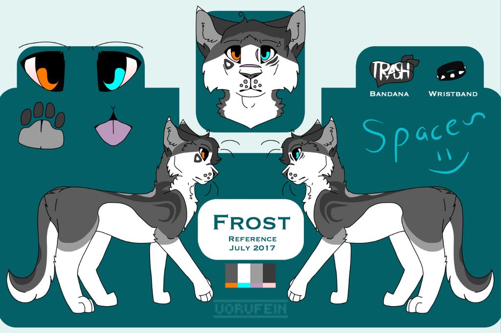 Frost Ref July 2017 by Uorufein