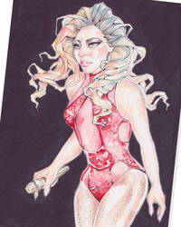 GAGA - Joanne World Tour by Alik-Melnikov