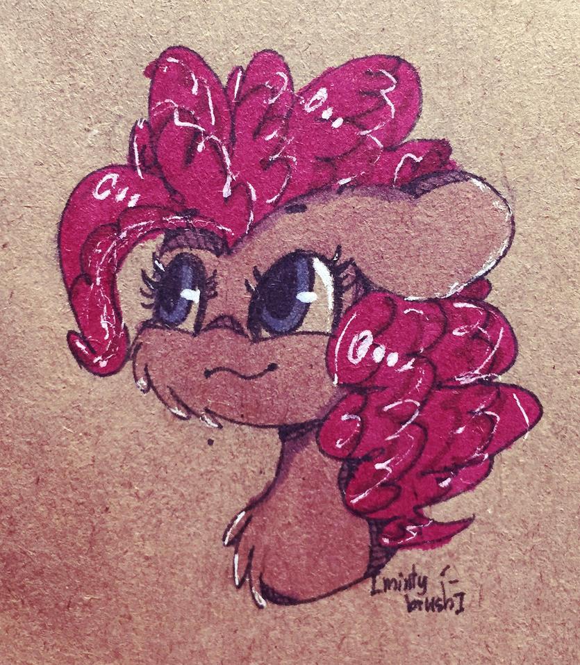 Pinkie! [FanArt] by MintyBrush