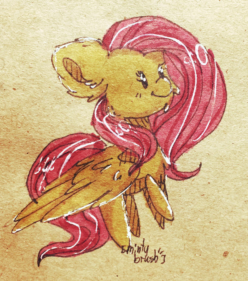 Warm Sweety [FanArt] by MintyBrush