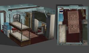 Lara's Room (Endurance) [Tomb Raider]