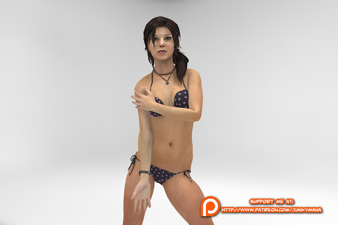 Lara croft underworld bikini