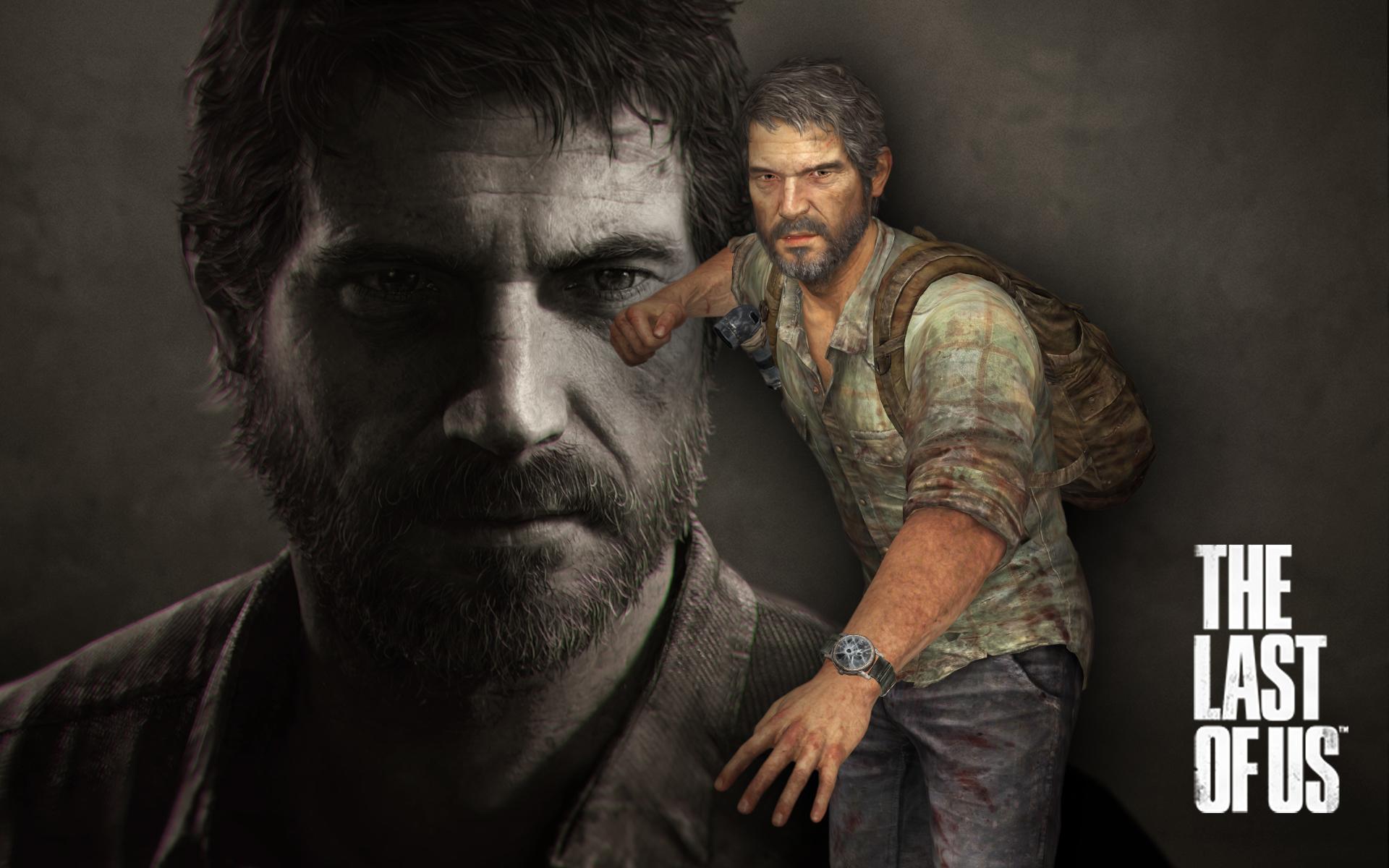 The Last Of Us - Joel (original) by junkymana on DeviantArt