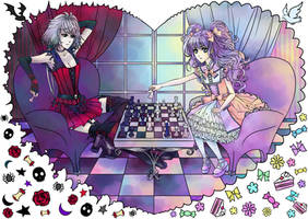 Chess game by visualkid-n
