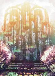 Garden by visualkid-n
