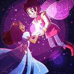 Fairy Steven and Connie