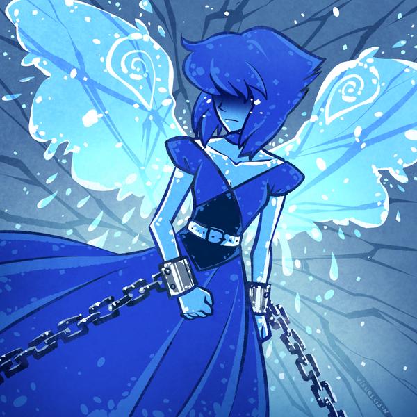 Fairy Lapis Lazuli by visualkid-n