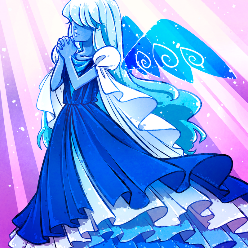 Fairy Sapphire by visualkid-n