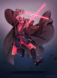 Deadpool-sith by visualkid-n