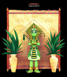 Egyptian Peridot by visualkid-n