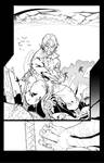 The Blood of War (Web Comic) p2 by DrawlinesMisfits
