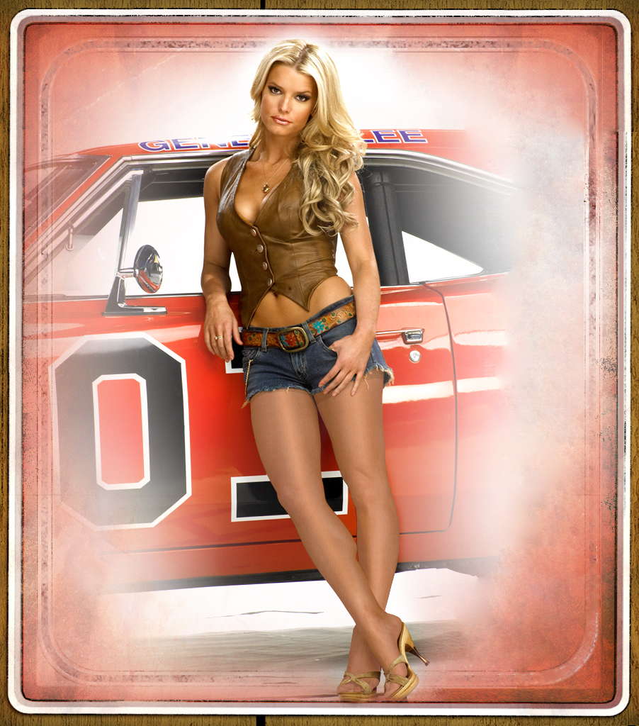 daisy duke wallpaper