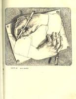 A study of M.C. Escher