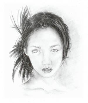 Portrait Chantal