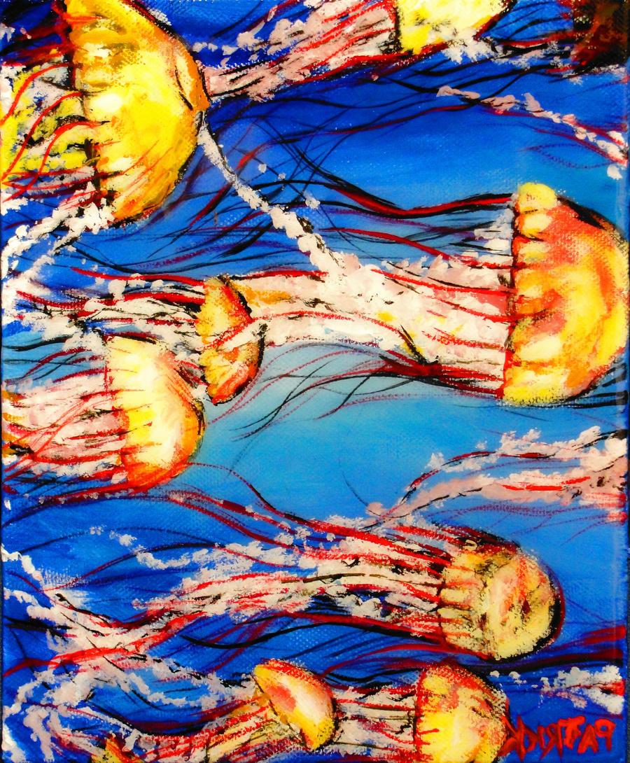 Jellyfish by PatrickJoseph