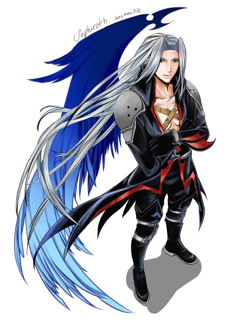Sephiroth by addixii