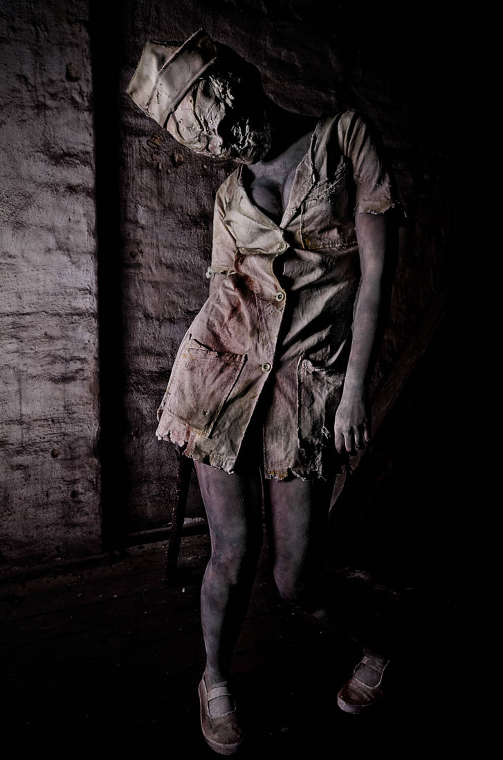 Silent Hill Nurse 02 by phoelixde