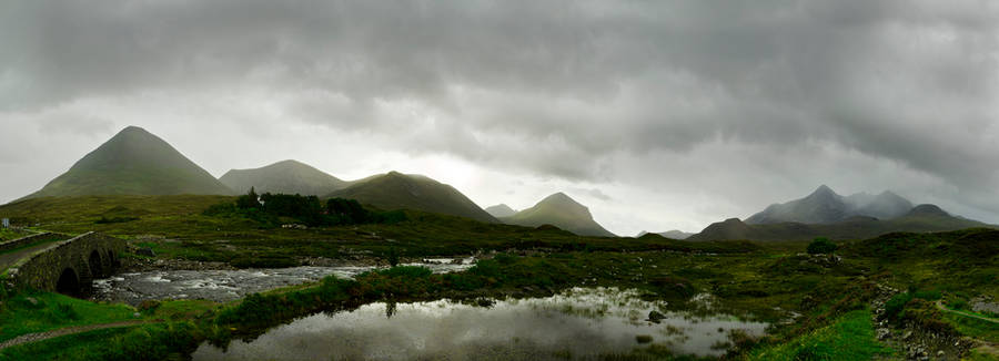 Scottish Morning by phoelixde