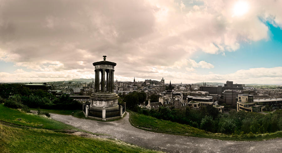 Athens of the North by phoelixde