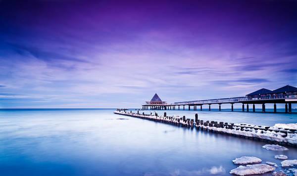 Frozen Sea by phoelixde