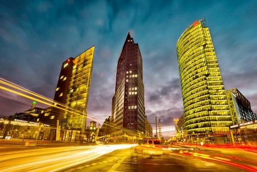 Berlin Rush Hour