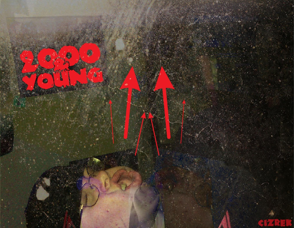 2000  Young - Album Art by CizreK