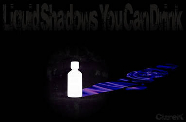 Liquid Shadows You Can Drink - Album Artwork
