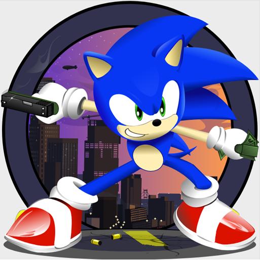 Sonic The Hedgehog Crew Emblem 2 By Benaiahjether03 On Deviantart