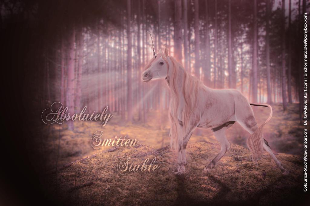 Smitten Unicorn by bananas11996