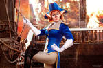 Captain Amelia ,Treasure Planet
