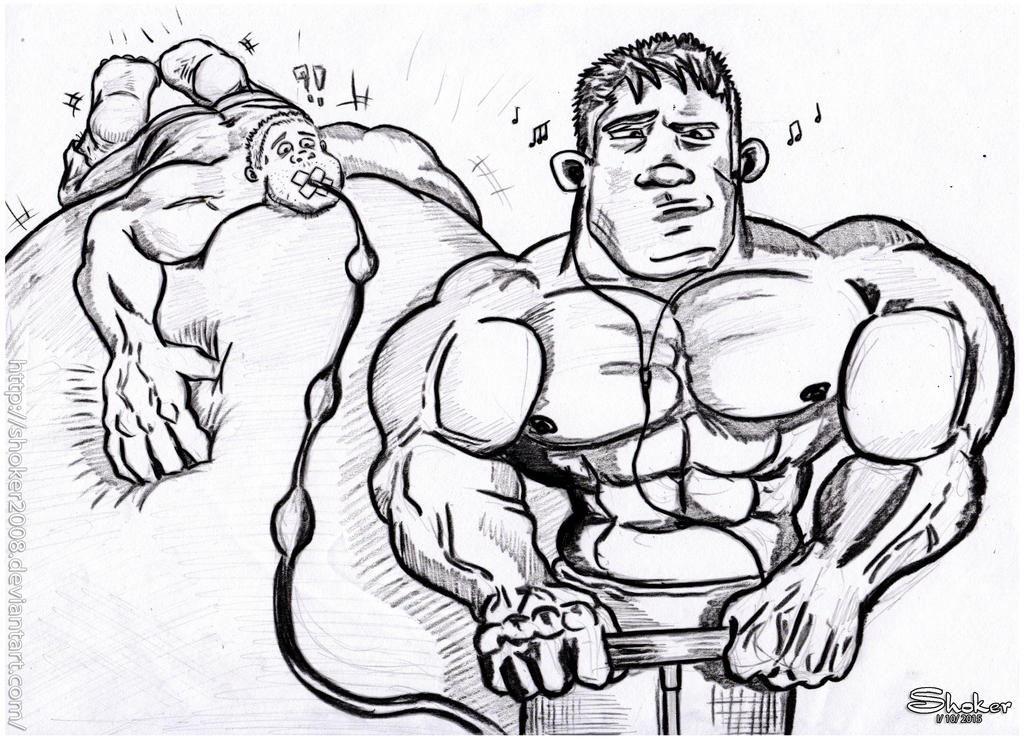 Sketch 130 by shoker2008