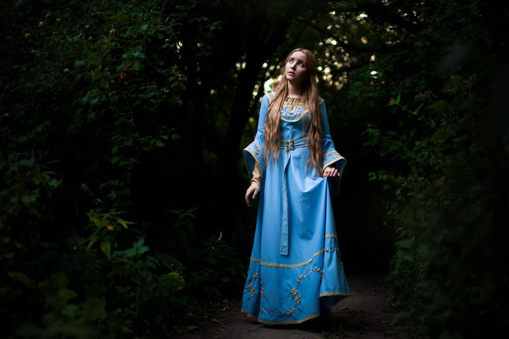 Aurora from Maleficent by valeravalerevna on DeviantArt