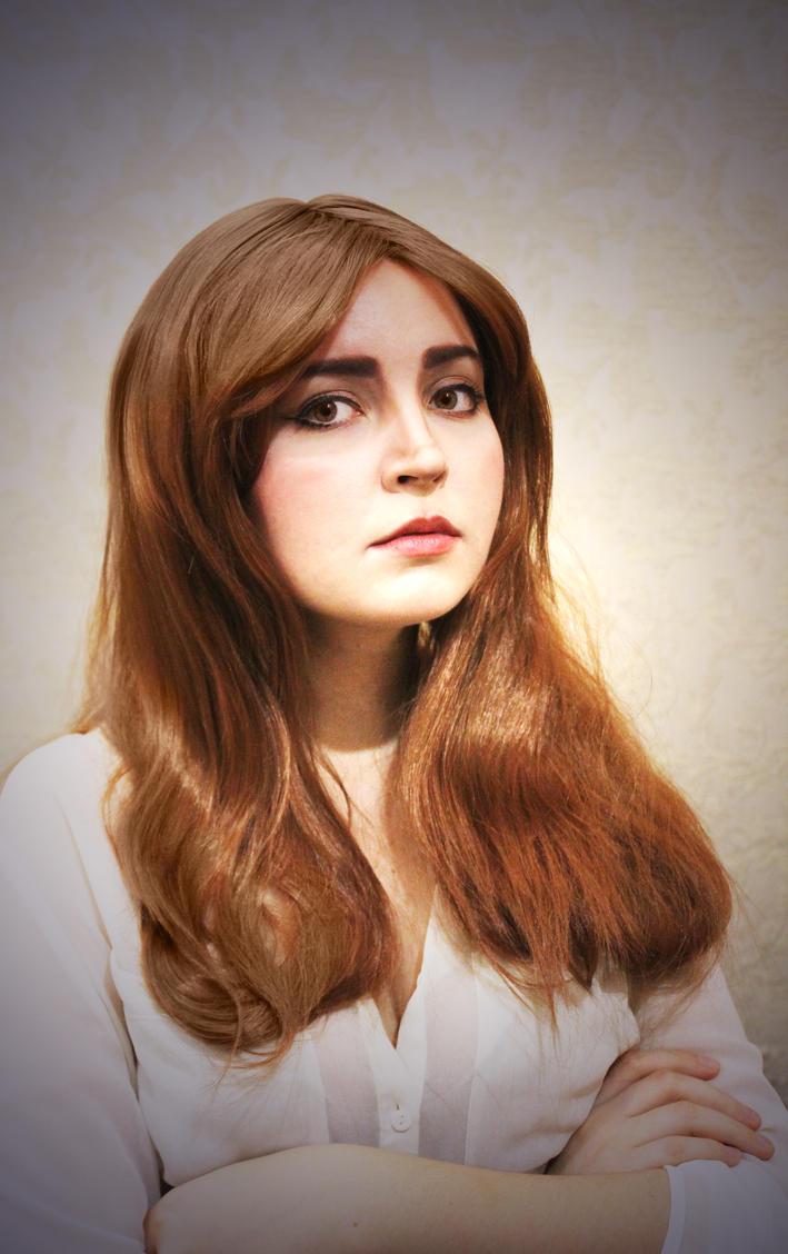 Clara Oswald make up test 3 by valeravalerevna