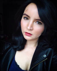 Jessica Jones by valeravalerevna